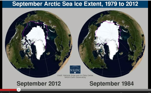 NSIDC Sea Ice Movie