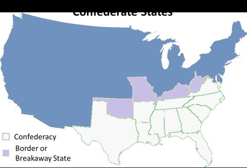 Confederate States 1